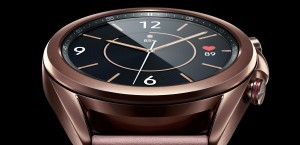Samsung Galaxy Watch 3 показали на пресс-рендерах