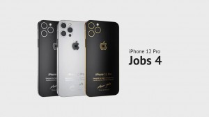 Caviar представила смартфон iPhone 12 Pro Jobs 4