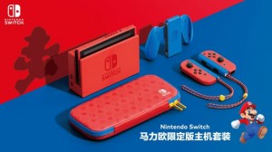Tencent запускает Nintendo Switch Super Mario Limited Edition в Китае
