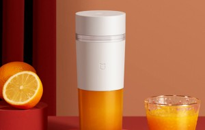 Xiaomi представила MIJIA Portable Juicer