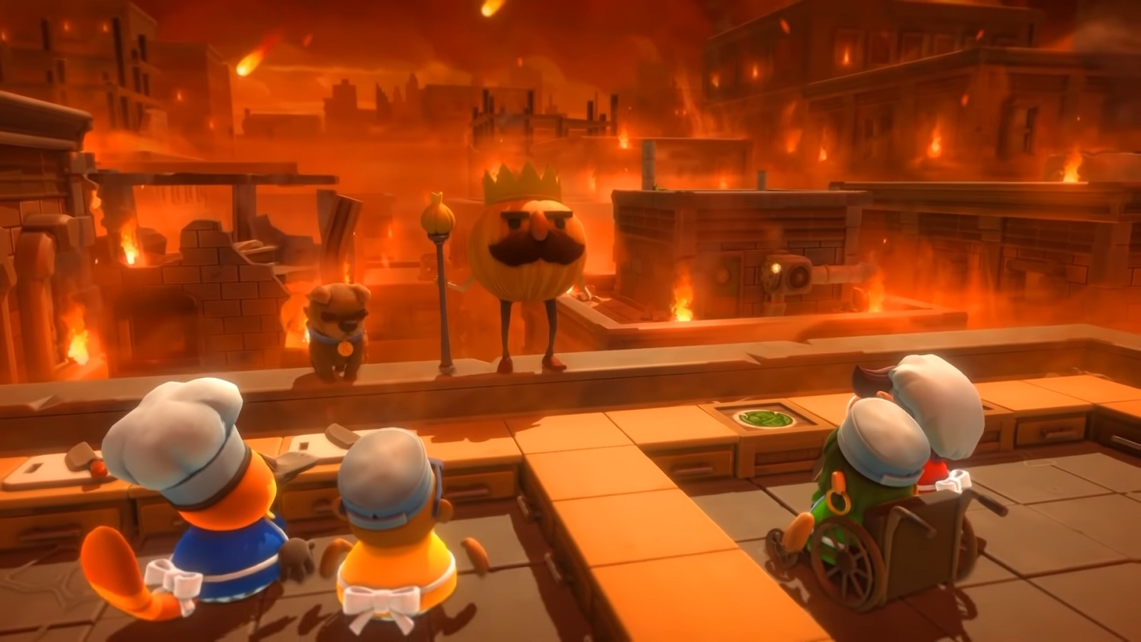 Сборник Overcooked! All You Can Eat к концу марта доберётся до PC, PS4, Xbox One и Switch
