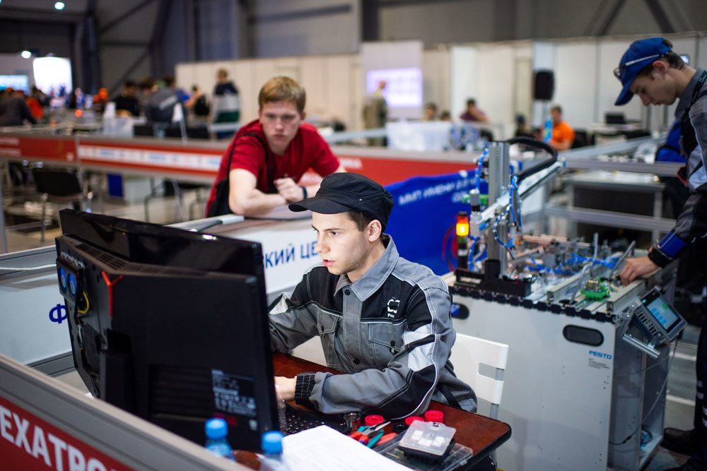 Завершается VII Национальный чемпионат WorldSkills Hi-Tech 2020